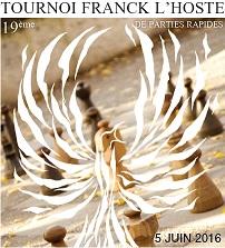 19eme Tournoi FRANCK L'HOSTE – 5 juin 2016