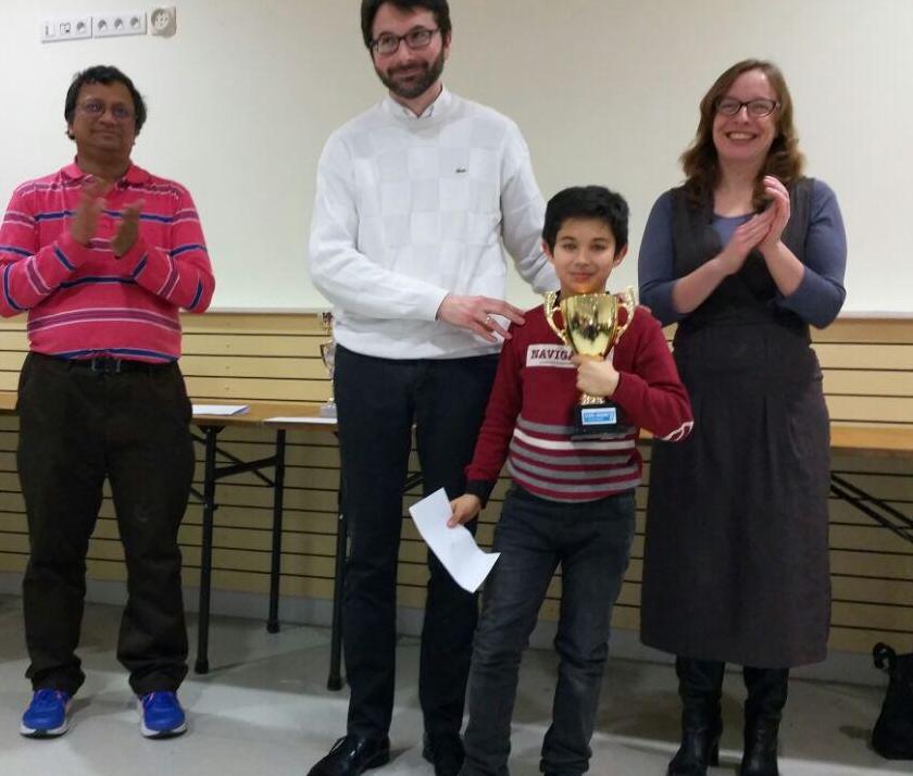 Trophée Jeunes Noisiel