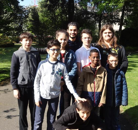 Top Jeunes Groupe