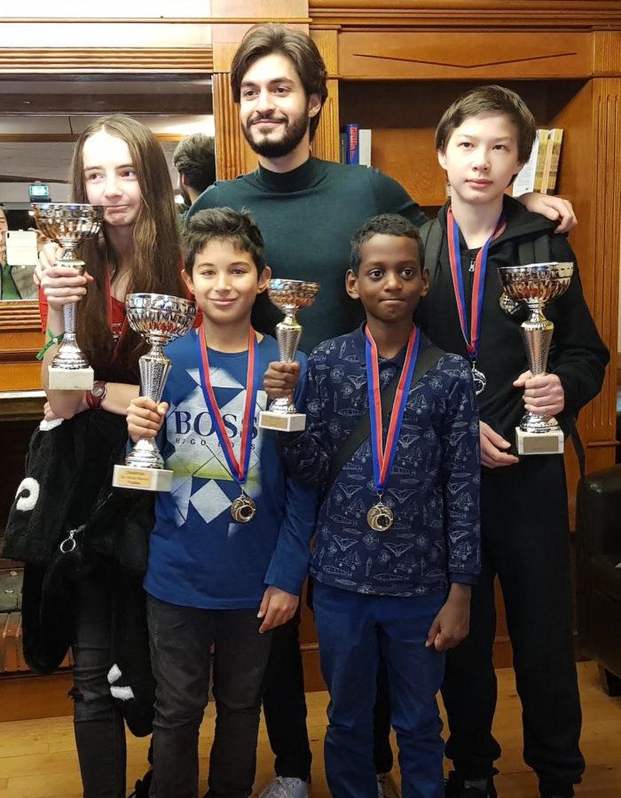 Champions qualifs echecs Creteil