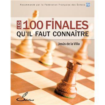 Couverture d'ouvrage: 100 finales qu'il faut connaître